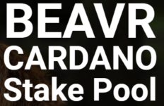 Beaver Cardano Stake Pool