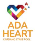 ADA HEART Stake Pool