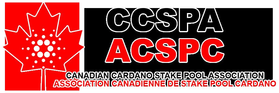 Logo for CCSPA | ACSPC
